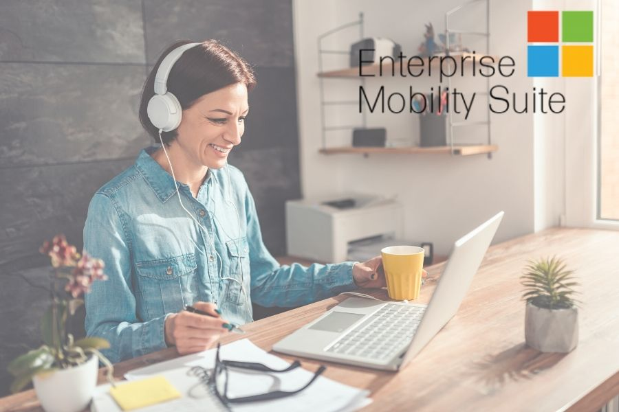 plateforme intellignte Microsoft EMS