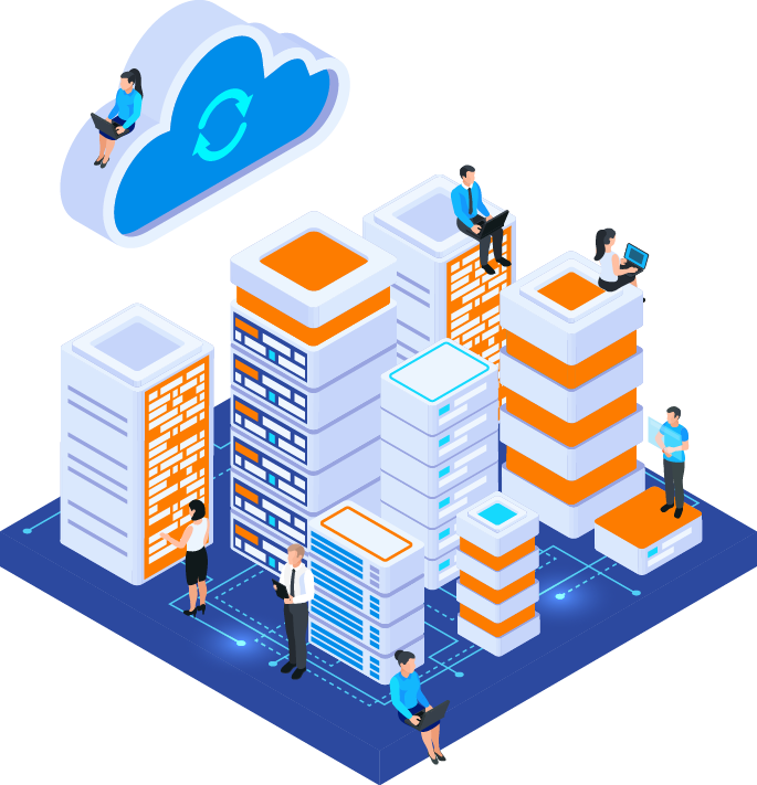 services heberges cloud